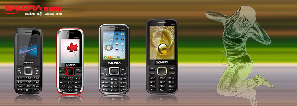 Salora feature phones